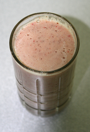 Mixed Berry Raw Smoothie