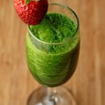 Green Smoothie Recipes: A Spinach and Fruit Salad Smoothie