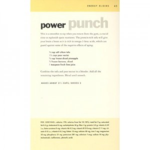 power punch smoothie recipe