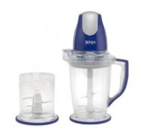 Euro-Pro Ninja Master Prep Blender and Food Processor
