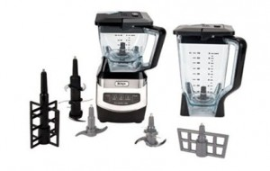 Ninja Kitchen System 1100 Model NJ602