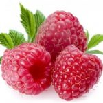 Green Smoothies With Raspberries