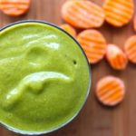 Green Smoothies With Carrots