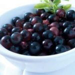 Green Smoothie With Acai Berries