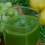 Green Smoothie Recipes With Grapes