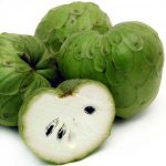 Green Smoothie With Cherimoya