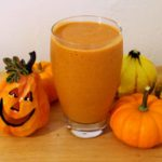 Green Smoothies With Pumpkin