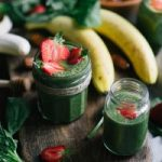 Strawberry Banana Green Smoothie Recipe