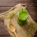Avocado Apple Green Smoothie